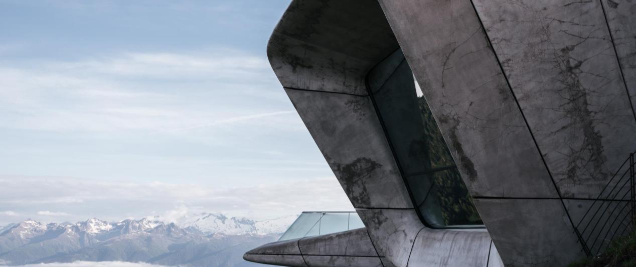 Messner Mountain Museum am Kronplatz